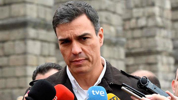 """Sánchez pide un presidente de la Generalitat que """"una"""" y no """"ahonde en la fractura"""""""