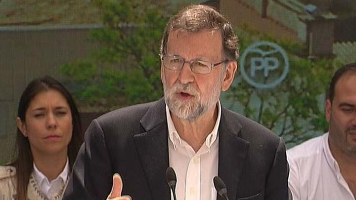 Rajoy: Lo que hemos visto y escuchado de Torra no nos gusta