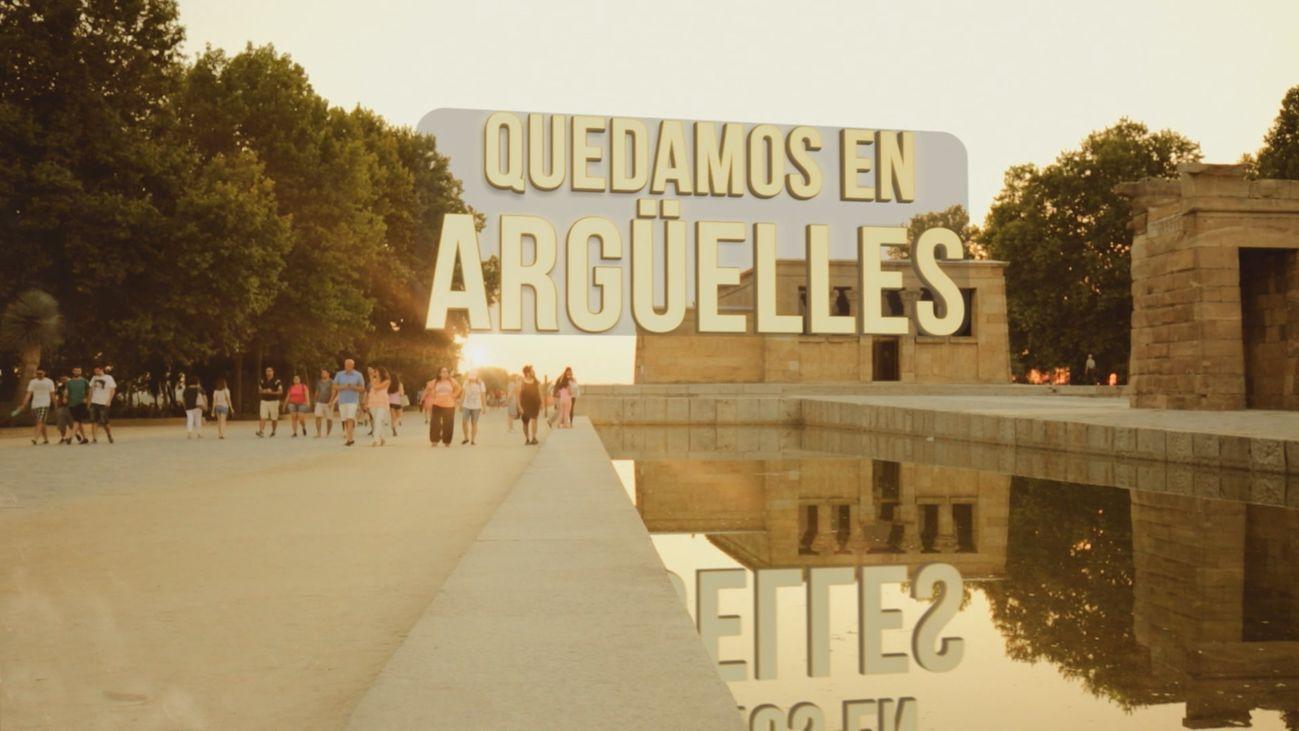 Las calles de mi vida: 'Quedamos en Argüelles'