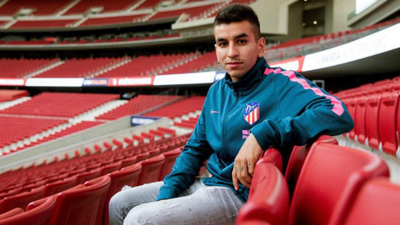 El 'nuevo' Ángel Correa