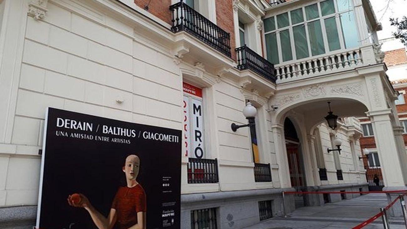 Fundación Mapfre abrirá sus salas de exposiciones en Madrid el próximo 18 de mayo, que se celebra el Día Internacional de los M