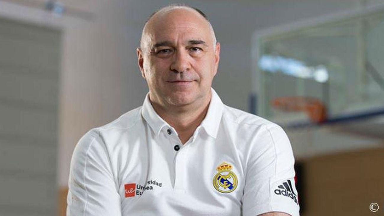 Pablo Laso, cerca de renovar con el Real Madrid hasta el 2023