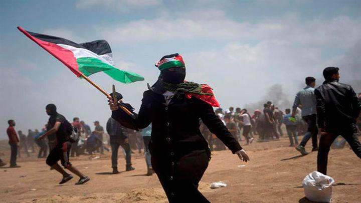 Más de 50 muertos en Gaza en protestas por el traslado de la embajada de EEUU a Jerusalén