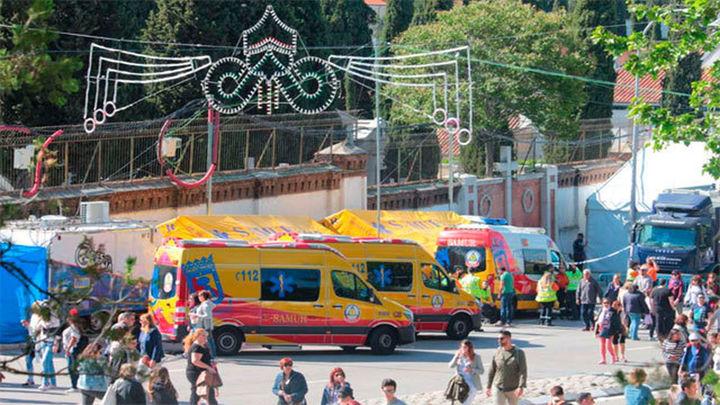 Atendidas 61 personas en San Isidro, 24 de ellos menores con intoxicaciones etílicas