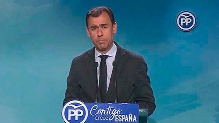 Un comité regional del PP la semana que viene elegirá a su nueva cúpula en Madrid