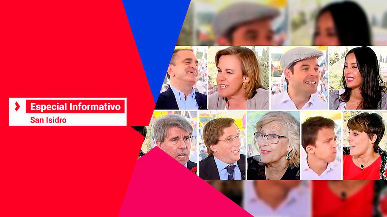 Especial Informativo Fiestas de San Isidro 2018 - 2