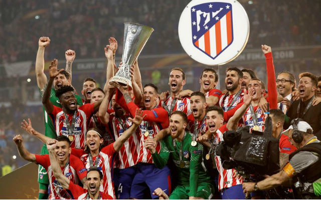 03. El Atlético, campeón a lo grande de la Europa League
