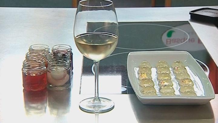Desarrollan en Bilbao unas gominolas elaboradas con el popular txacolí