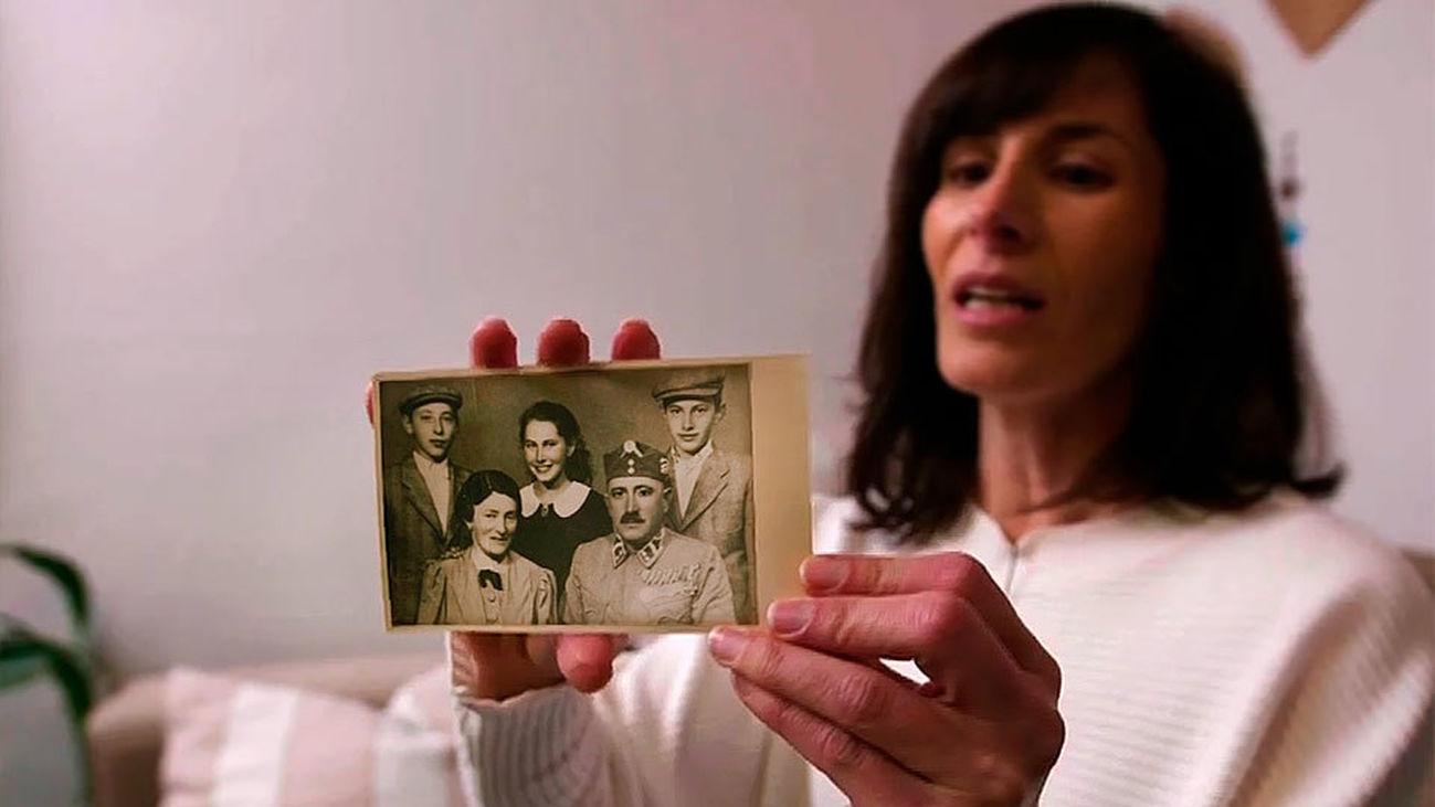 Testimonios del Holocausto