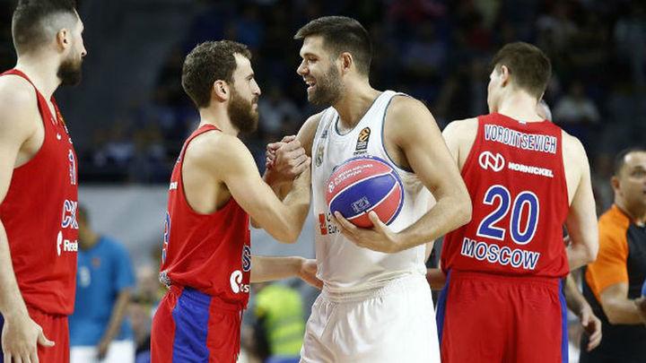 CSKA, penúltimo obstáculo del Madrid en busca de la 'Décima'