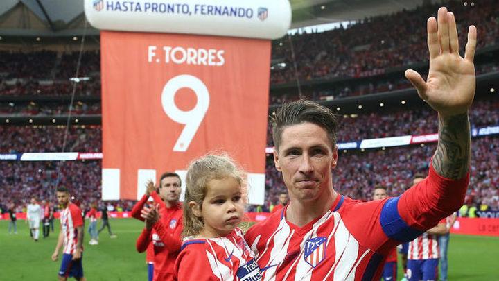 """Torres: """"Ha sido un orgullo, un honor y un privilegio vestir esta camiseta"""""""