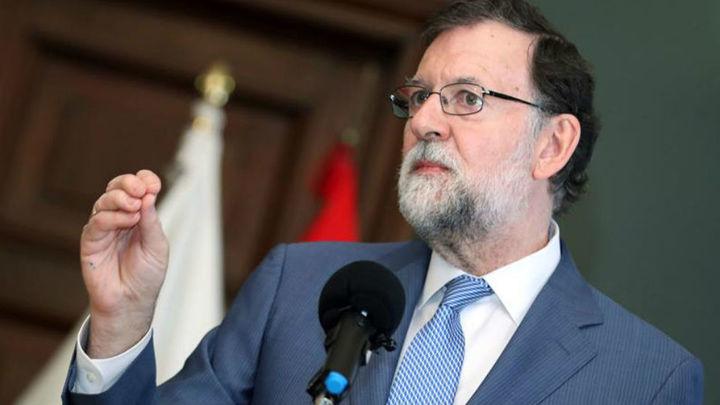 """Rajoy rechaza un Govern """"inviable"""" y pide respeto a la ley y diálogo serio"""