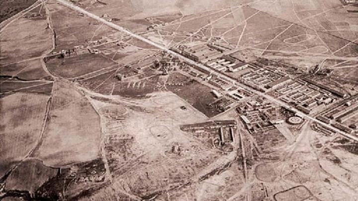 La transformación histórica de la Carretera de Extremadura