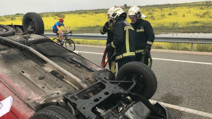 Descienden un 57% los muertos de tráfico en Madrid en los primeros 4 meses de año