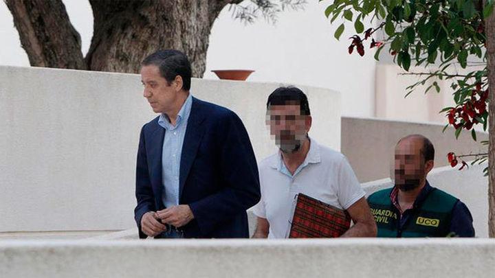 Detenido Zaplana por un presunto delito de blanqueo de capitales y delito fiscal