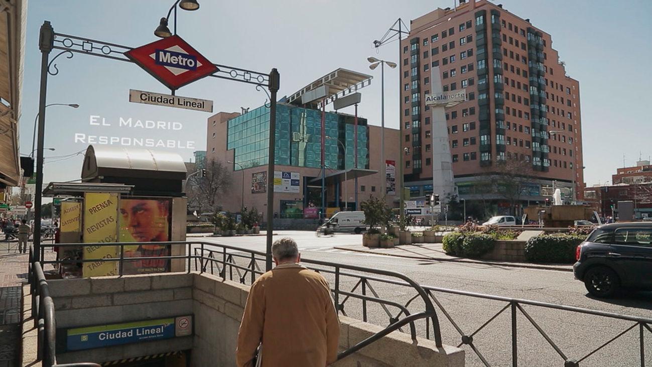 Madrid barrio a barrio: Ciudad Lineal, el Madrid responsable
