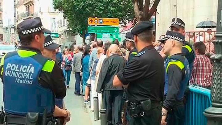 Sindicatos de la Policía Municipal alertan de que la seguridad no está garantizada en eventos