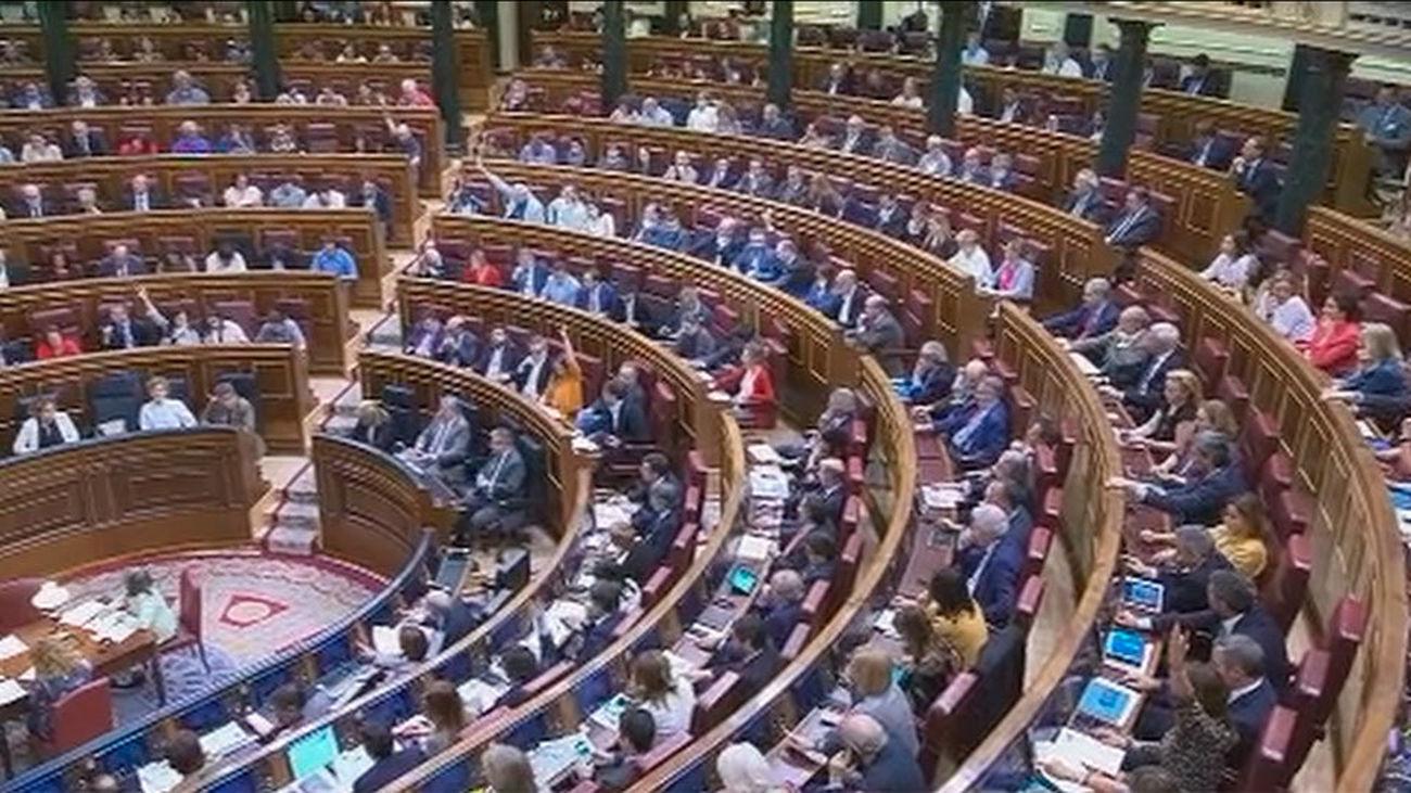 Salen adelante los Presupuestos con los votos del PNV que se han sumado al los del PP