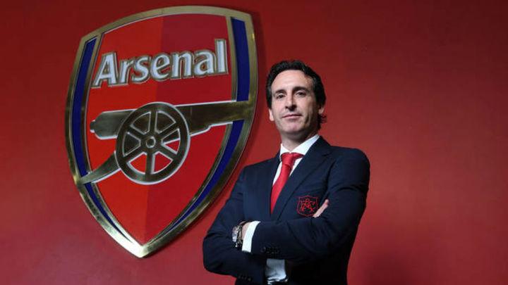 Emery, nuevo entrenador del Arsenal