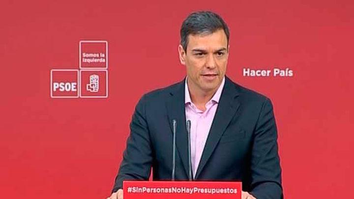 El PSOE estudia una moción de censura a Rajoy tras la sentencia de Gürtel