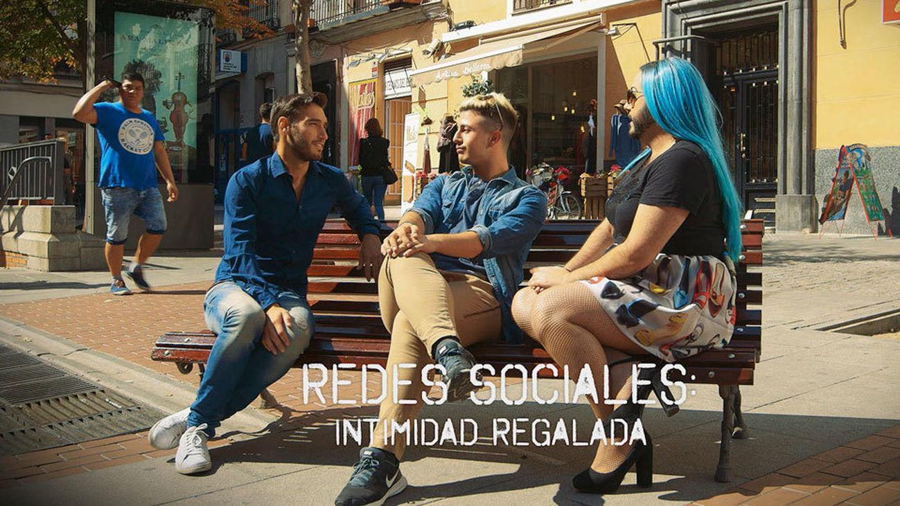 Redes Sociales: Intimidad regalada