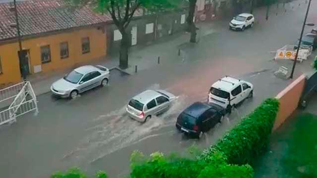 El 112 gestiona 334 expedientes por las tormentas