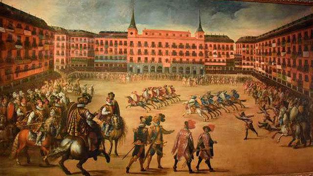 400 años de la Plaza Mayor en el Museo de Historia