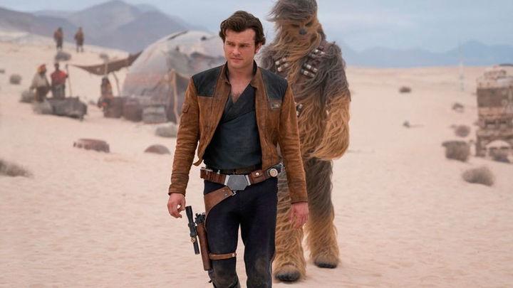 Llegan a la cartelera la galáctica 'Han Solo: Una historia de Star Wars' y el drama 'Disobedence'