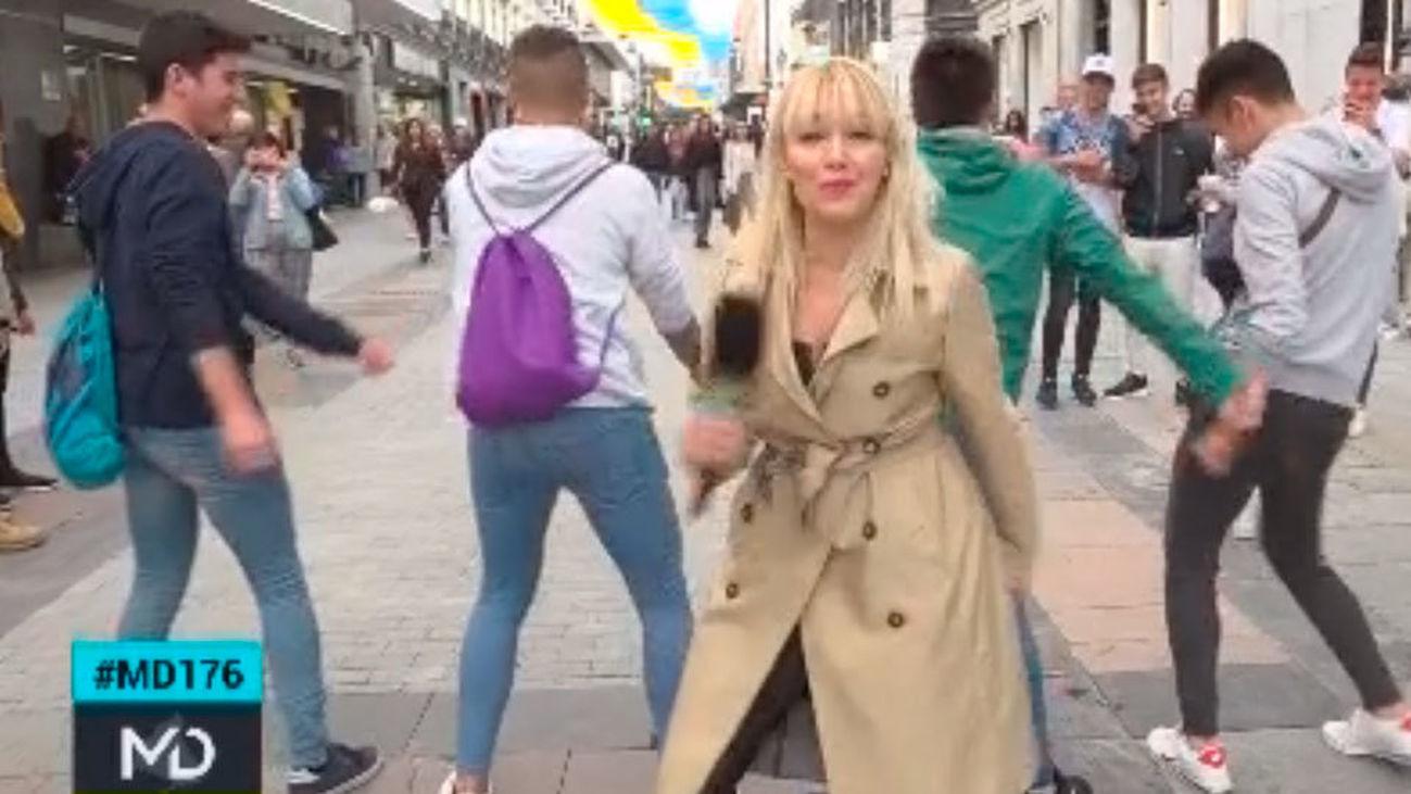 Madrid al ritmo de Swish Swish
