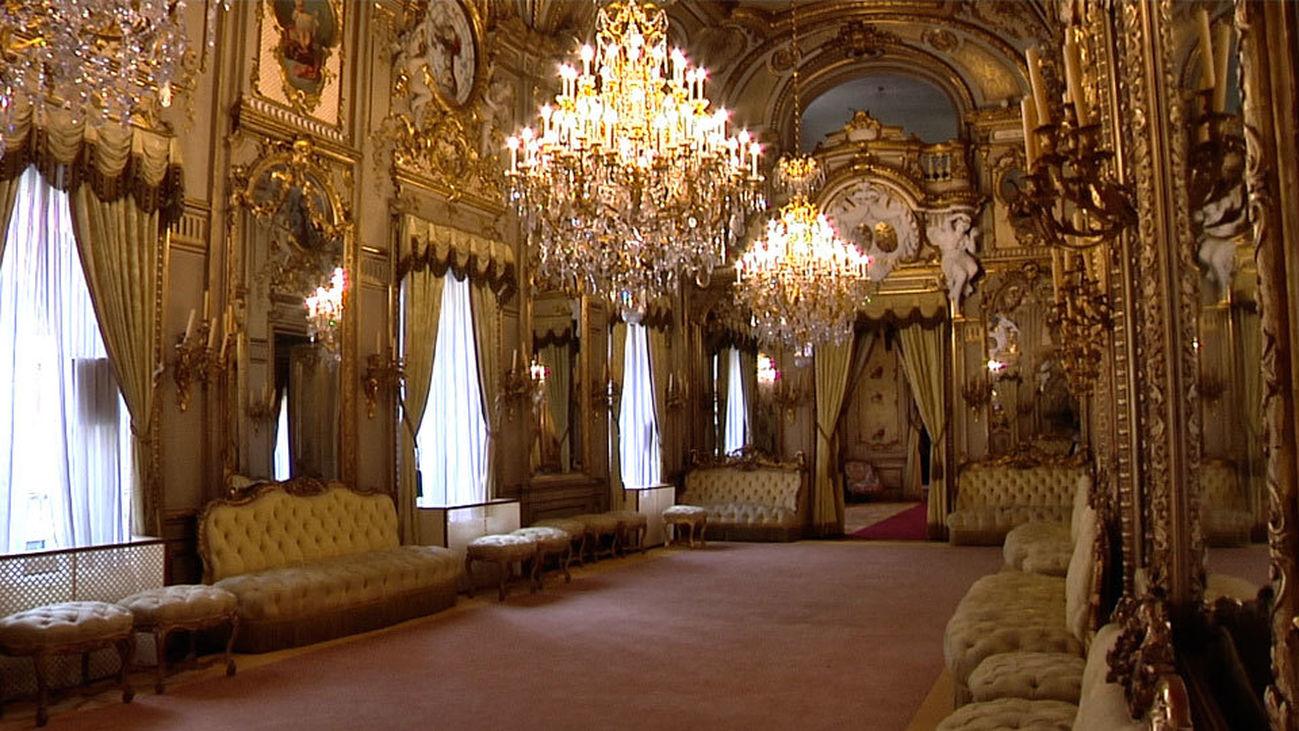 El Palacio de los duques de Fernán Núñez, un pequeño Versalles