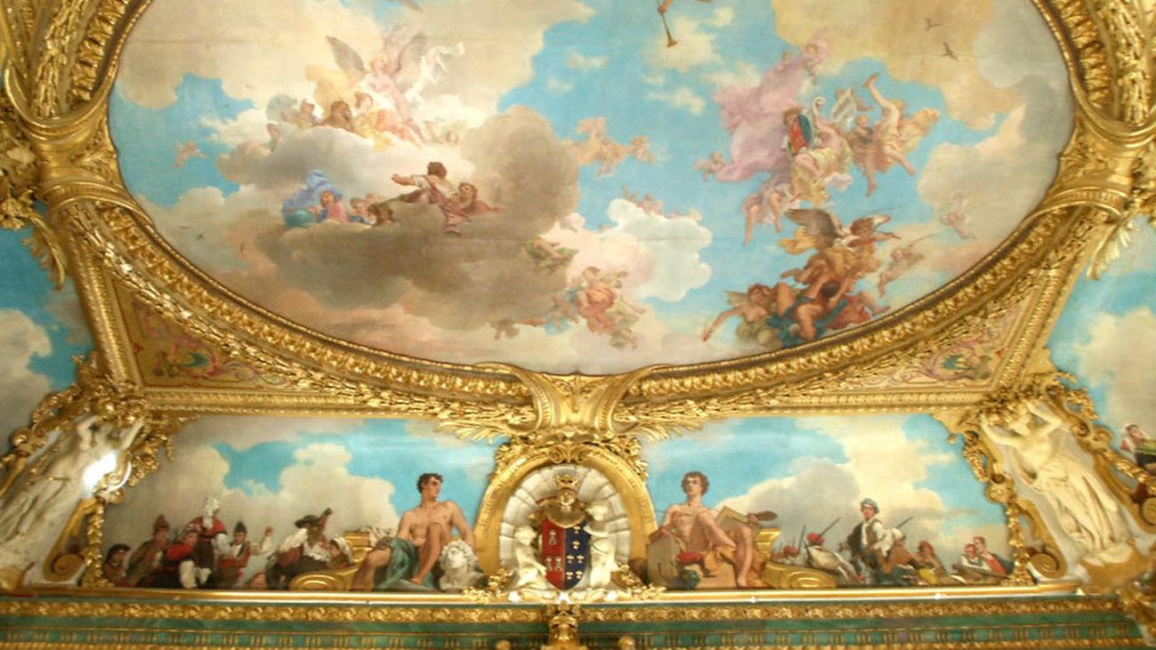 El Palacio de Santoña, un tesoro en el barrio de Las Letras