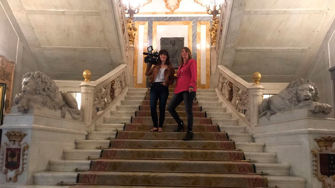 Mi cámara y yo: De palacio en palacio