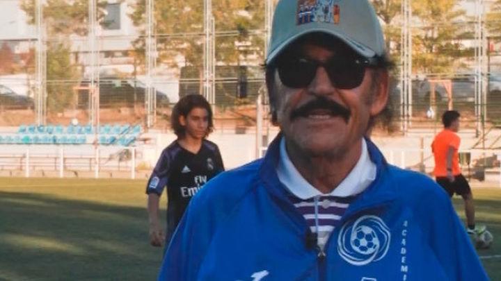 Profesor Luis L. Nombela, entrenador internacional de fútbol