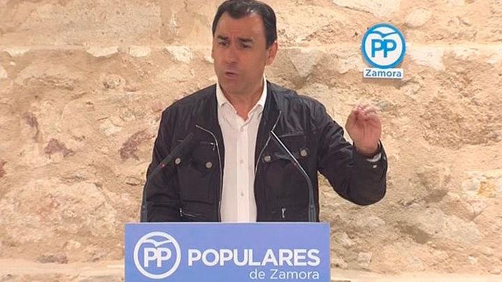 """Maíllo: Pedro Sánchez puede pasar a la Historia como """"el Judas"""" de la política española"""