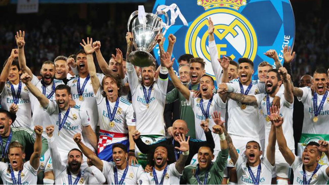 3-1. Bale conquista la Decimotercera para el Real Madrid