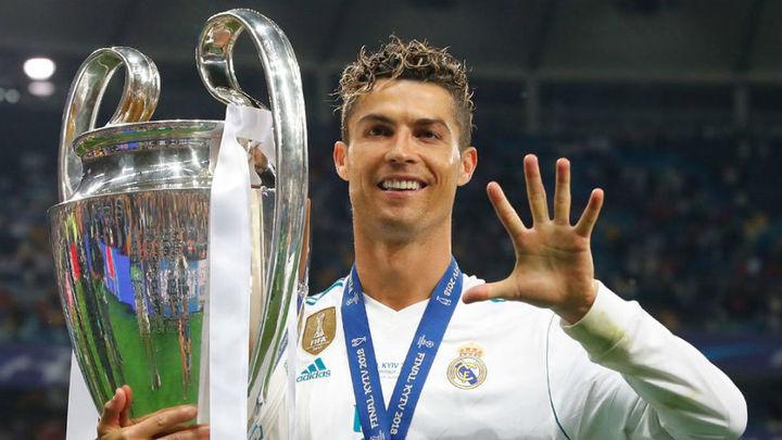 """Cristiano Ronaldo: """"Fue muy bonito estar en el Real Madrid"""""""