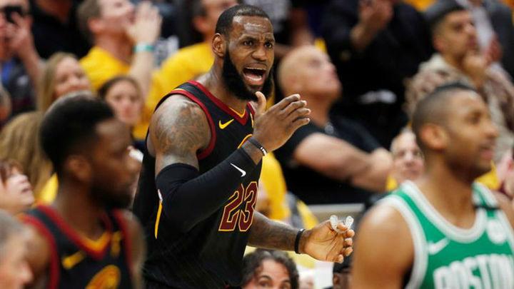 79-87. LeBron guía a los Cavaliers a la final de la NBA
