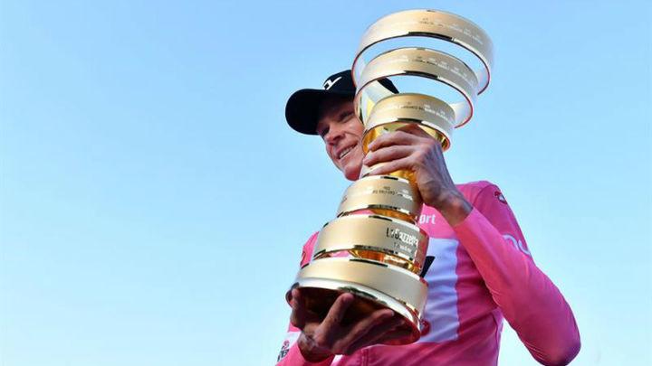 Froome conquista su primer Giro de Italia