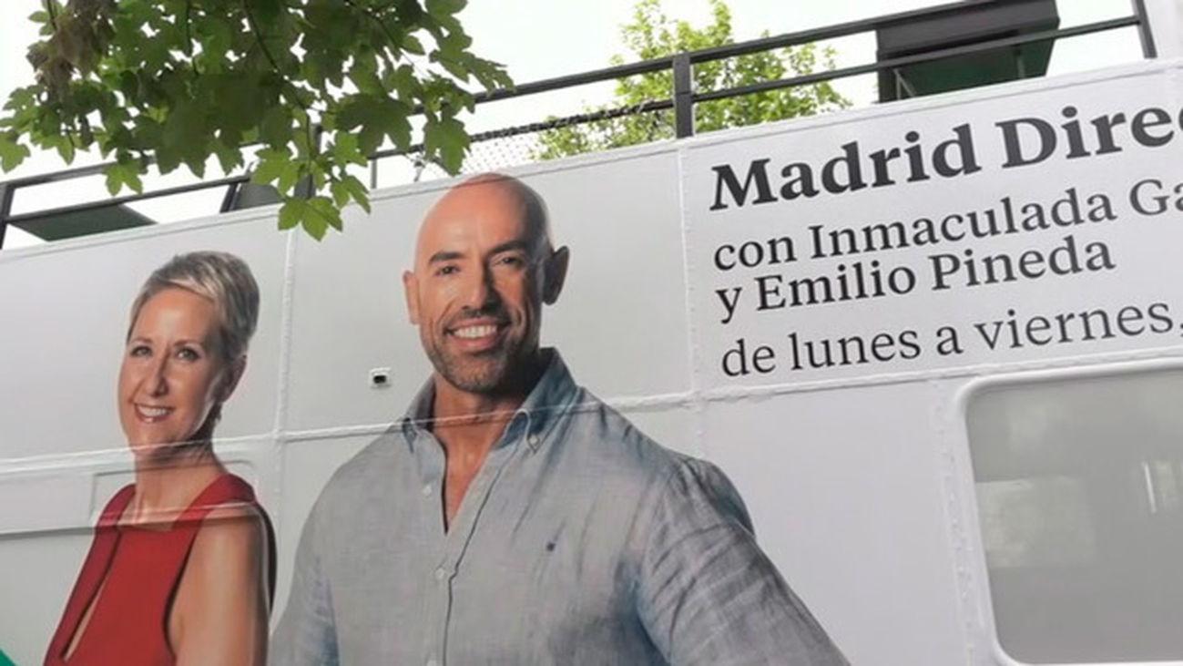 ¡Madrid Directo estrena autobús!