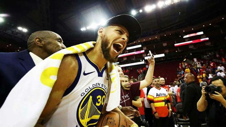 Durant y Curry ponen a los Warriors en la final de la NBA