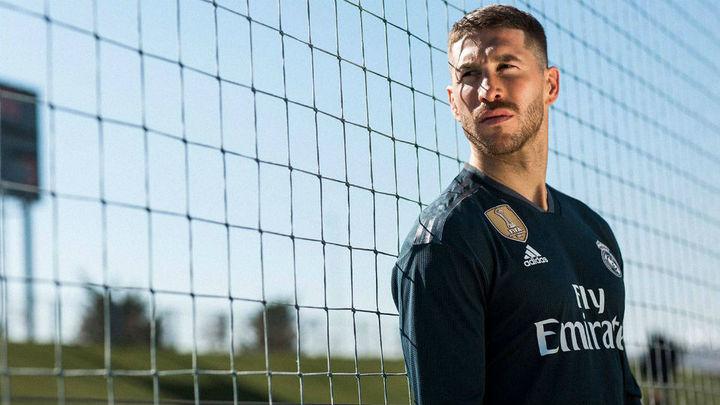 Sergio Ramos, operado con éxito del menisco izquierdo