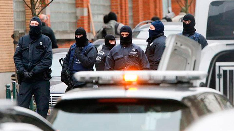 Un hombre mata a tiros a dos policías y a un transeúnte en Lieja, Bélgica