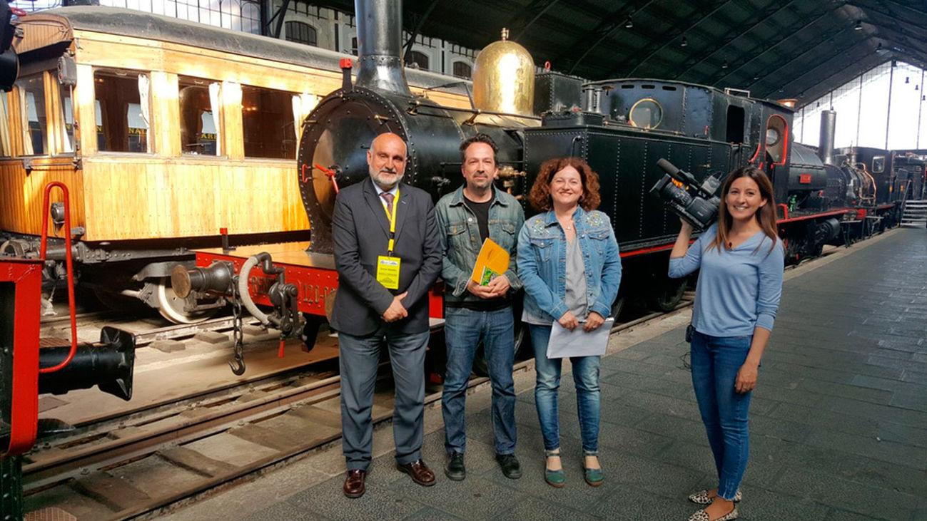 Mi Cámara y yo descubre los secretos de los trenes madrileños