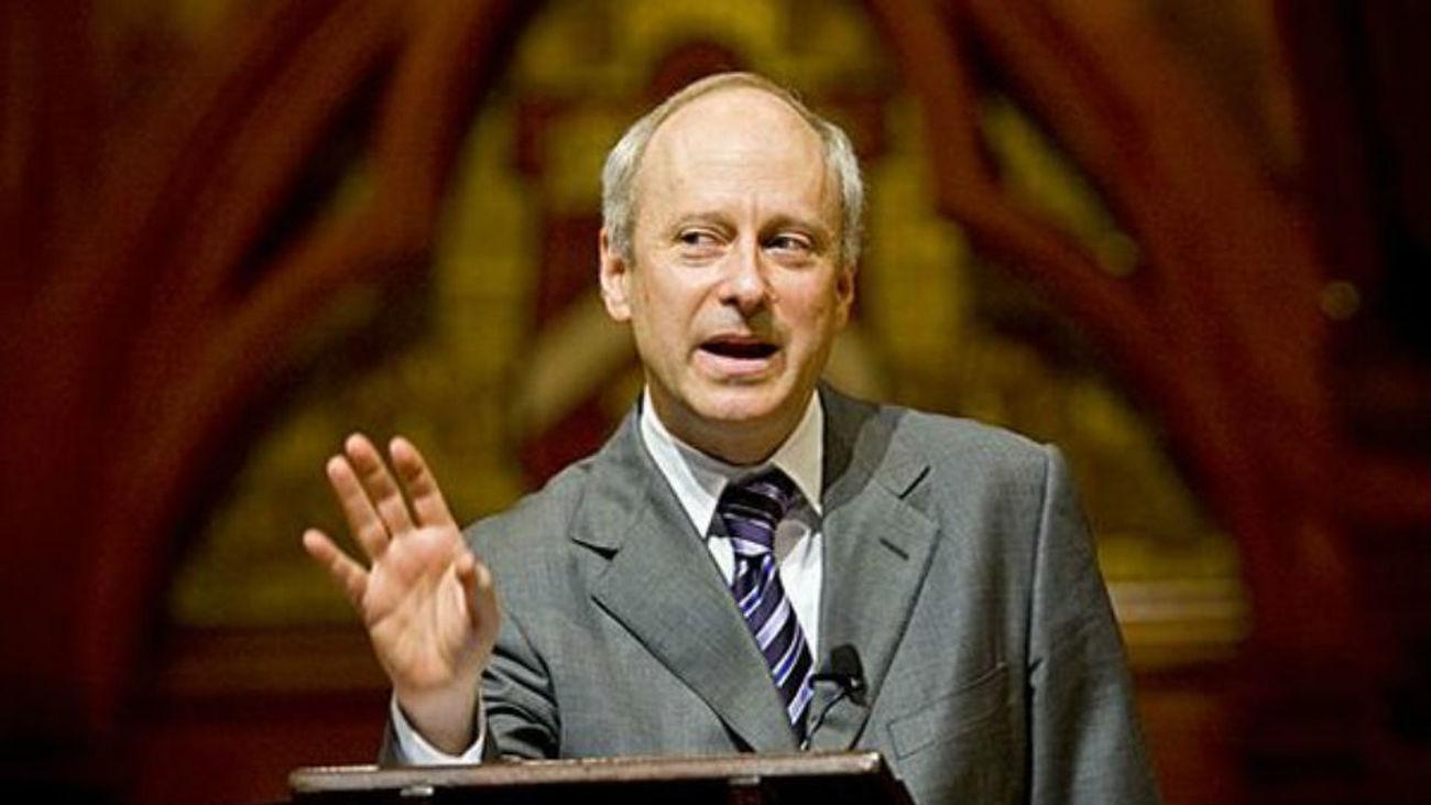 El filósofo estadounidense Michael J. Sandel, Premio Princesa de Ciencias Sociales