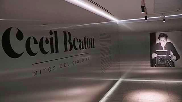 La exposición de Cecil Beaton