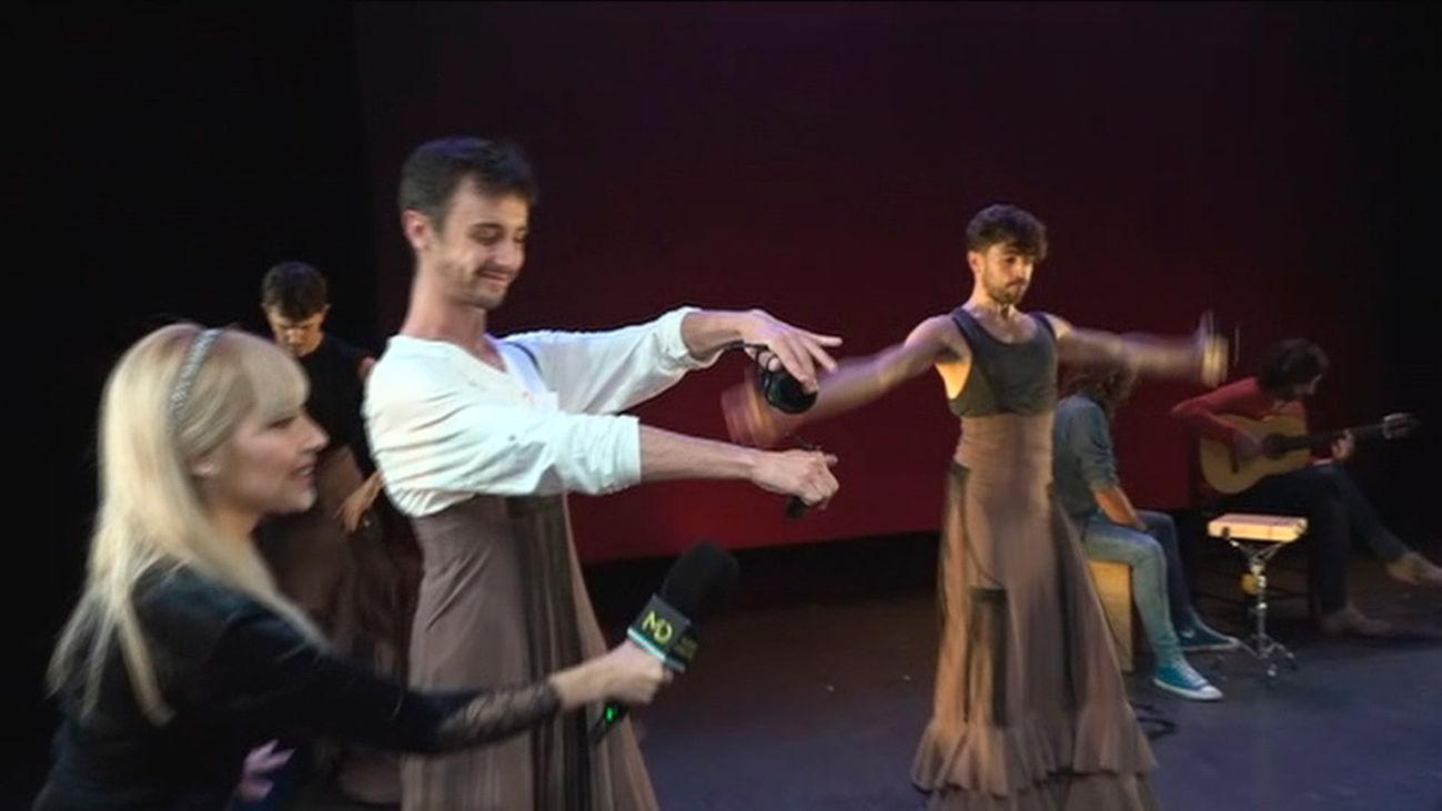 Madrid se viste de Flamenco