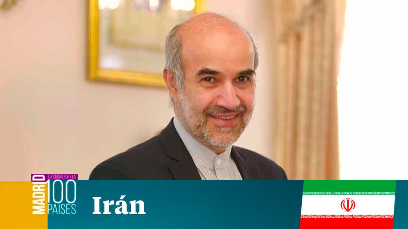 Madrid ciudad de 100 paises: Irán