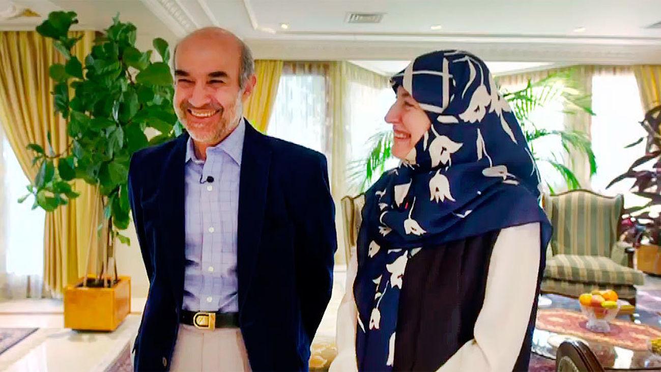 Mohhamed Hassan Fadaifard, embajador de Irán y de la hospitalidad del pueblo persa