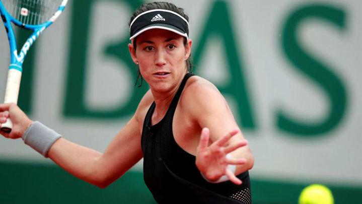 Roland Garros: Muguruza apea a Ferro