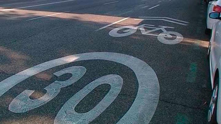 Aprobada la ordenanza que limita a 30 km/h la velocidad en calles de un solo carril